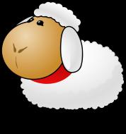 54-Free-Cartoon-Sheep-Clipart-Illustration