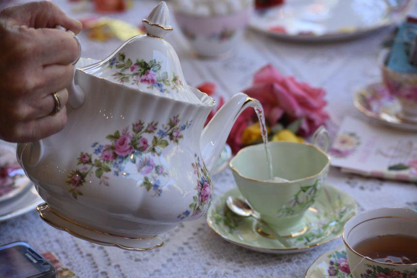 Having Tea With Emilie