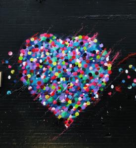 Love's Heart Print