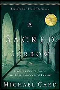 A Sacred Sorrow