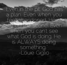 Not Forsaken, Louie Giglio